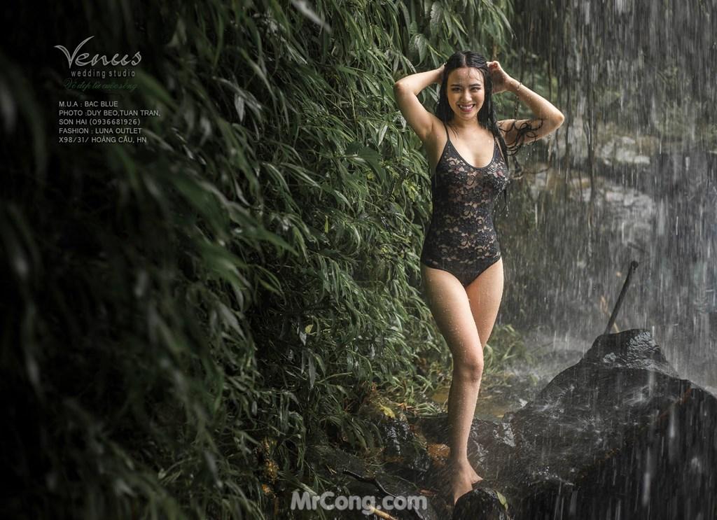 Image Linh-Miu-tha-rong-nguc-MrCong.com-004 in post Linh Miu táo bạo thả rông ngực trong bộ ảnh chụp dưới thác nước