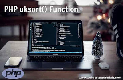 PHP uksort() Function