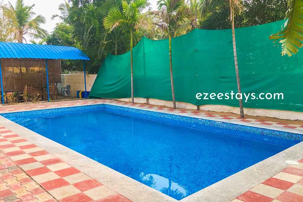 low price beach villa ecr