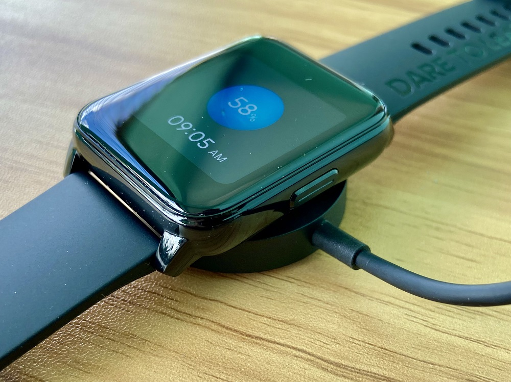 realme Watch 2 Charging