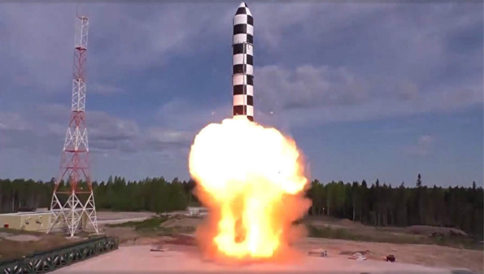 Senjata Nuklir Rusia Adalah Ancaman Paling Utama Bagi Keamanan AS