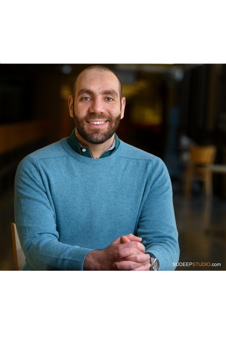 Technology Startup Business Headshots for Corporate Headshots by SudeepStudio.com Ann Arbor Headshot Photographer