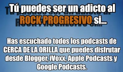 Adicto al rock progresivo