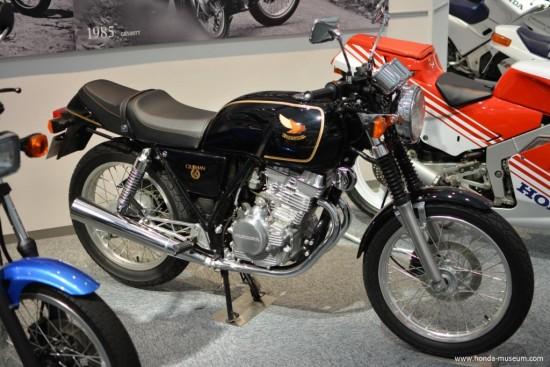Honda GB250 Clubman: Đôi lời về tư thế và cảm giác (P1)