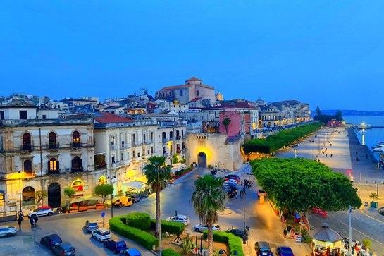 Siracusa,İtalya