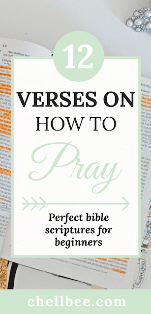 Prayer | Don't know where to start when it comes to prayer? Ever wonder how to come to God in prayer? These 12 bible verse are perfect for Beginners.  Plus download your Prayer Journal printable. Armor of god | How to Pray | Prayer scriptures | War room ideas | #bibleverse #prayer #prayerrequest