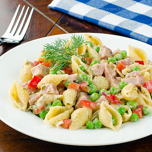Pasta Salad with Tonnato (Tuna) Sauce