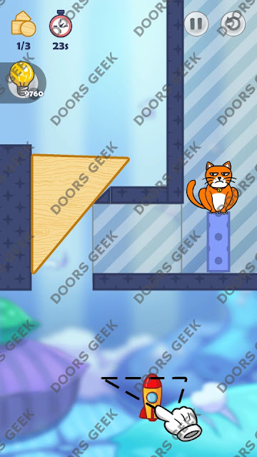 Hello Cats Level 171 Solution, Cheats, Walkthrough 3 Stars for Android and iOS