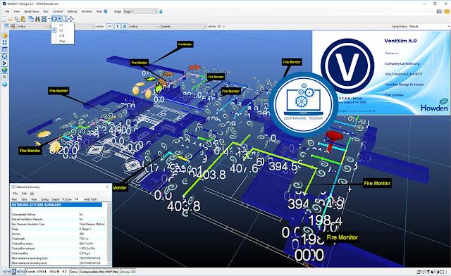 Ventsim Design Premium v5.2