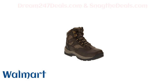 Ozark Trail Men's Bronte II Mid Waterproof Hiking Boot