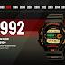 G-Shock DW-6100 Model tahun 1992 Thermo Sensor Pertama