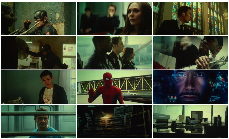 Captain America Civil War Movie Screenshot