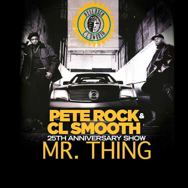 Pete Rock and CL Smooth at 25 | Das Jubiläumsmixtape von Mr Thing