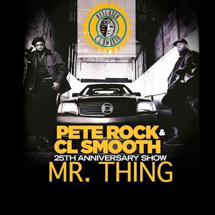 Pete Rock and CL Smooth at 25   Das Jubiläumsmixtape von Mr Thing