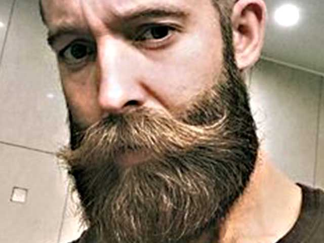 The handlebar mustache style is generally considered a flexible type of stitch. They can be both long and short.