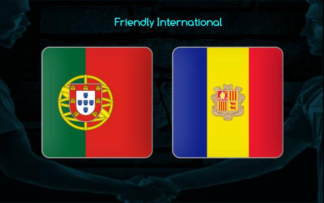 مشاهدة مباراة البرتغال و أندورا بث مباشر