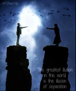 iluzija odvojenosti