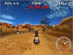Harley Davidson Race Around the world game