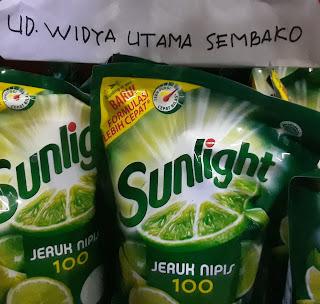 Sunlight Cuci Piring