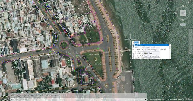 Tạo hệ toạ độ VN2000 trong Civil 3D phần 2 - Diễn đàn cầu đường