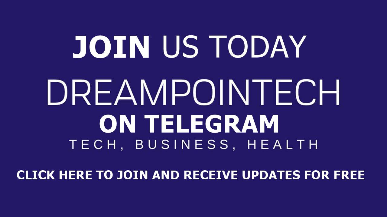 The Official Telegram Channel of Dreampointech