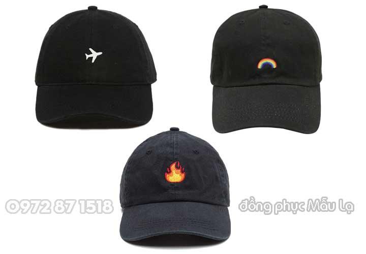 Mẫu nón đồng phục giá rẻ tại thị trường tphcm đẹp mê hồn trận