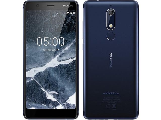 Nokia 5.1 Smartphone Specs & Price