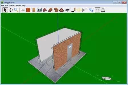 Sofware untuk membuat model bangunan 3D-2