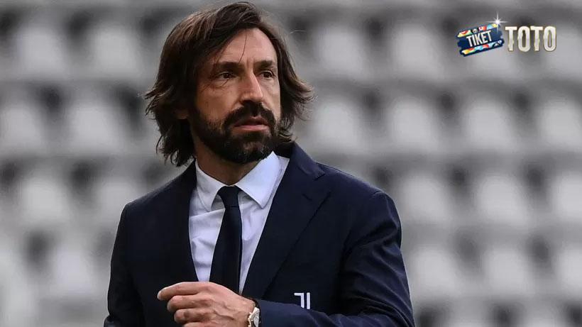 Kata Pirlo Juve Main Bagus walaupun Kalah dari Atalanta