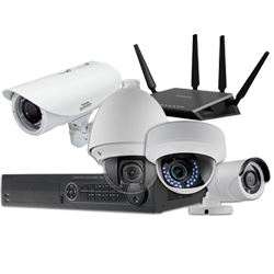 Install CCTV camera