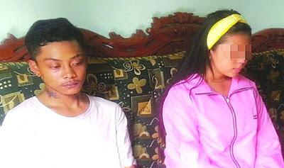 Dua Remaja Digerebek Orang Tua Dalam Keadaan Bugil