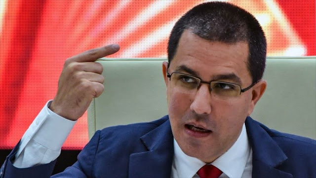 """Venezuela tacha de """"aberración"""" que UE intente perturbar diálogo"""