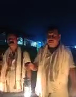 rjd-protest-in-digha-with-lalten