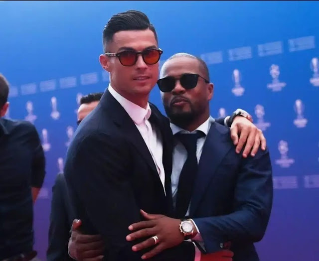 'Don't have dinner with Cristiano Ronaldo' – Patrice Evra warns Messi