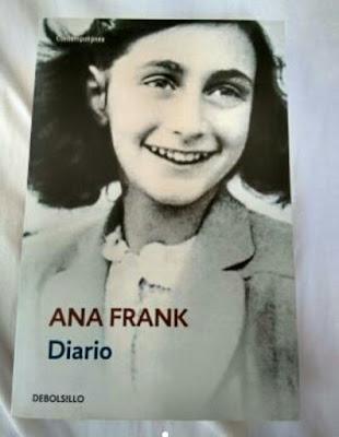 Libro Diario Anna Frank
