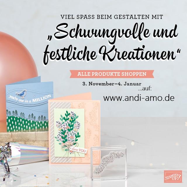 Stampin Up Schön Schwungvoll bestellen