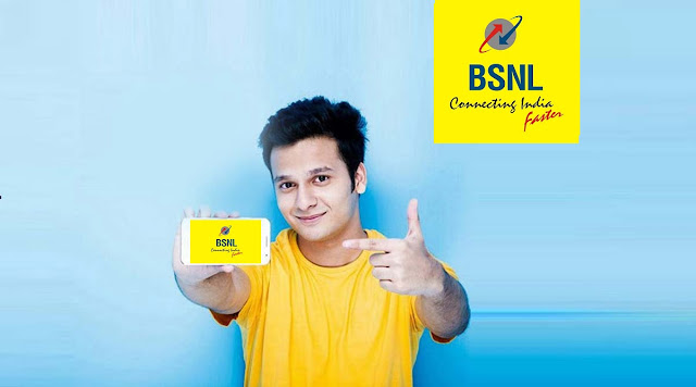 BSNL Retailer/DSA to get ₹200 as commission with FRC plan ₹249 with effect from 1st July 2021