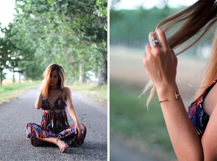 boho-chic outfit inspiration