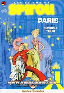 Paris tour étape quatre
