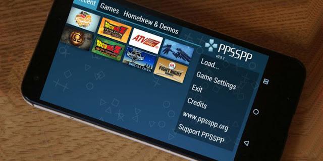 Daftar game ppsspp terbaik yang menjadi pilihan untuk dimainkan gamer sejati