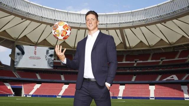 Fernando Torres Pulang Kembali Ke Atletico Madrid