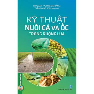 Kỹ Thuật Nuôi Cá Và Ốc Trong Ruộng Lúa ebook PDF-EPUB-AWZ3-PRC-MOBI