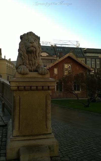 Løvebakken