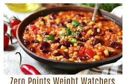 Zero Points Weight Watchers Freestyle Chili Recipe