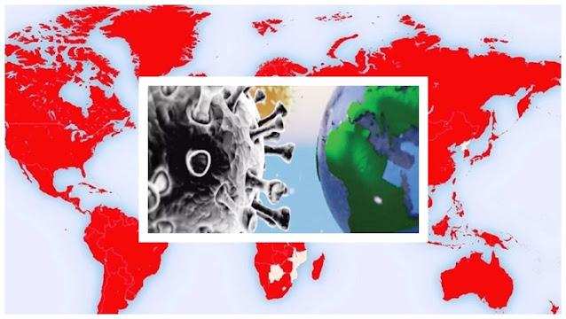 تجاوز إصابات كورونا حاجز أل: 70 مليون، و الوفيات أكثر من 1.5 مليون حالة وفاة. (+ترتيب الدول).