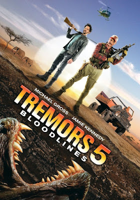 Tremors 5: Bloodline [2015] [DVD R1] [Latino]