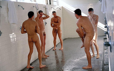 Men Nude In Locker Room 72