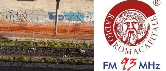 TreninoBlu su Radio Roma Capitale