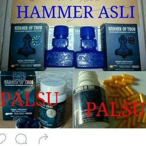 thor hammer supplement no 1 ciri ciri hammer of thor asli dan palsu