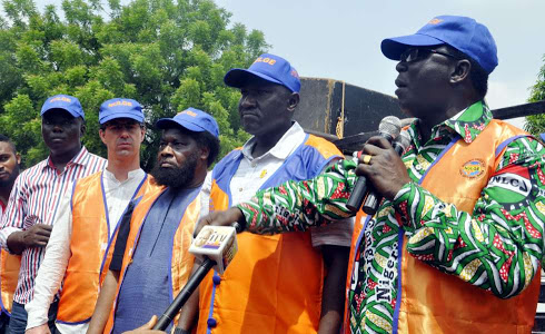 Oil Marketers To Shut Down All Loading Operations By Midnight